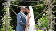 Wedded: Jannette Merritt and Michael Phillips