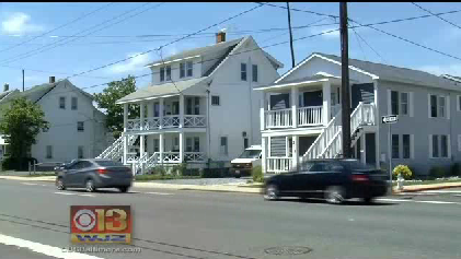 Ocean City considers house rental restrictions [WJZ Video]
