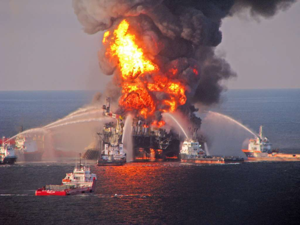 The Bp Oil Spill Comes To Movie Theaters