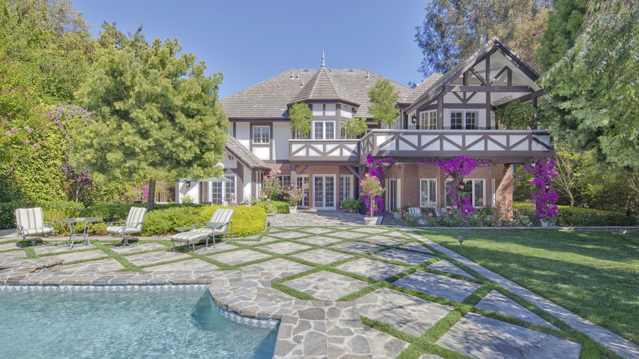 home of the day an english tudor in beverly crest for 14 75
