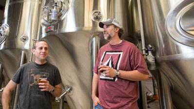Two entrepreneurs open Jailbreak Brewing Co. in North Laurel
