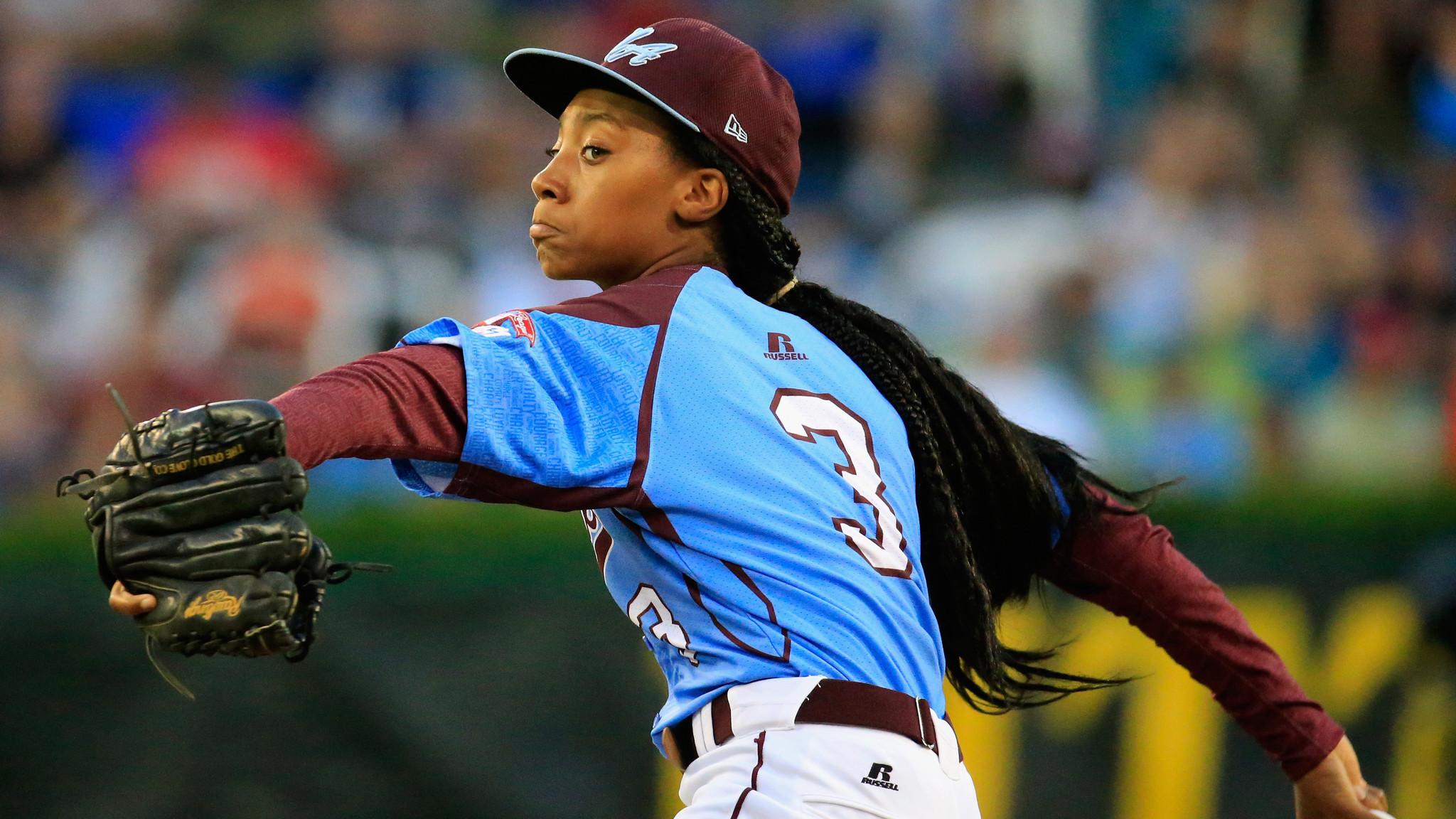 Mo'Ne Davis and Philadelphia lose at Little League World Series