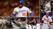 Largest baseball division victories in recent years