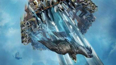 Coming to Busch Gardens: Falcon's Fury, Howl-O-Scream, Christmas Town