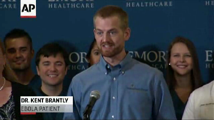 Hospital releases missionaries who had Ebola [Video]