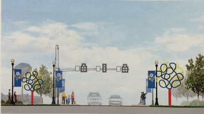 South Whitehall wants to make Hamilton Boulevard safer, prettier