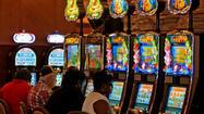 Slot payoff at Calder