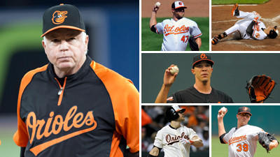 With postseason in sight for the Orioles this season, five things to watch closely
