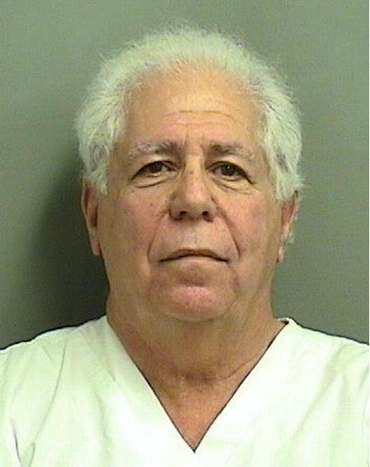 Barry Nevins, 73, owner of Barry's Vitamins & Herbs in Boca Raton, faces a felony charge of unlicensed practice of health care profession, following his October 2011 arrest.