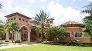 Brandon Marshall's Southwest Ranches 11,000 square-foot home
