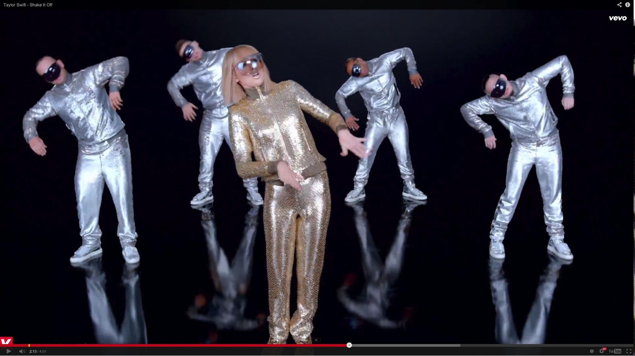 Director Mark Romanek defends Taylor Swift's 'Shake It Off' video