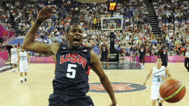 Kevin Durant offered $265 million to sign with Under Armour [Video]