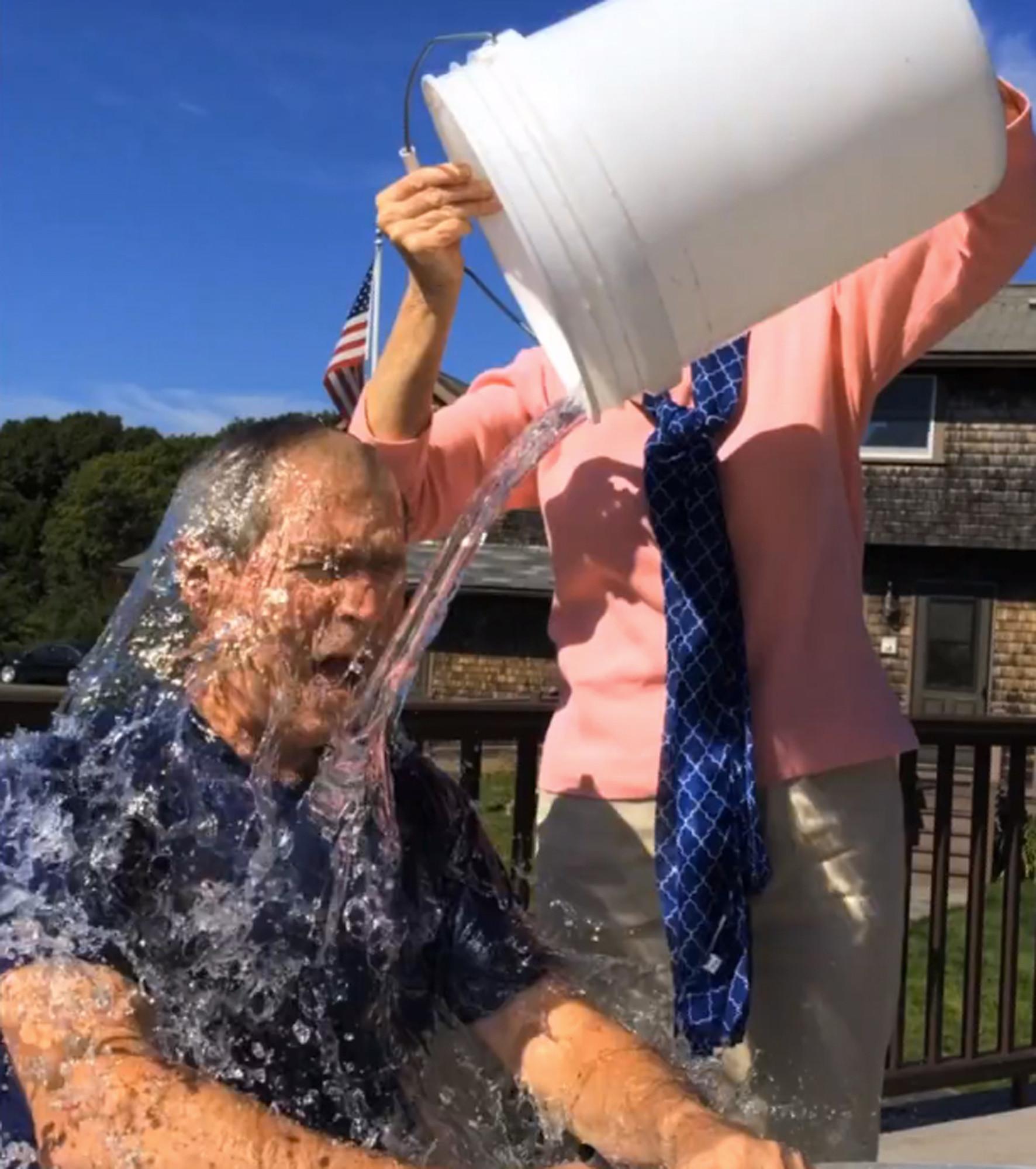State Department throws wet blanket on Ice Bucket Challenge