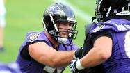 Compromise leads to football career for Ravens' lineman Rick Wagner