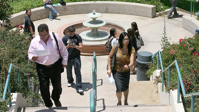 Glendale Community College aims for growth