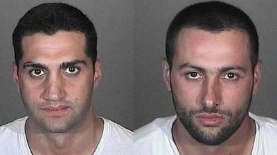 Glendale pair suspected of ID theft after 138 cards found in vehicles