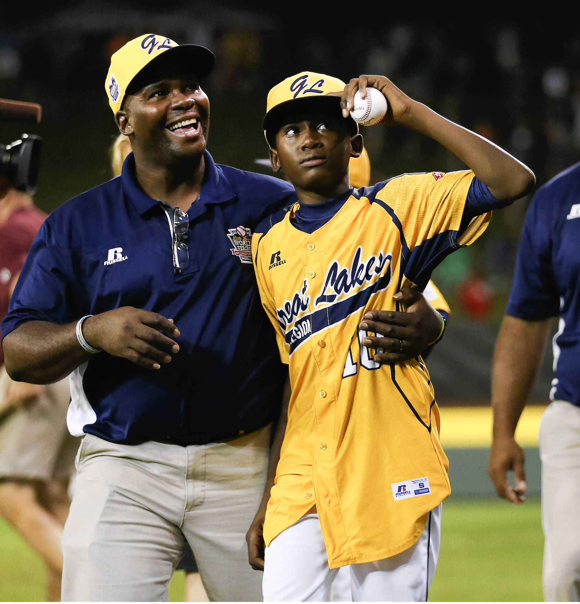 What will happen when those little leaguers grow up?