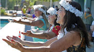 "Photo Gallery: First-ever ""Rock-a-Hula"" party for seniors"