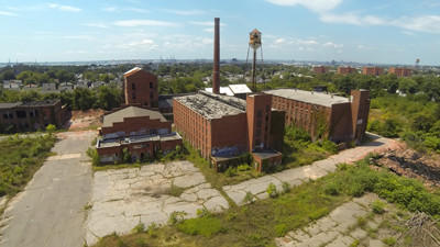Townhouses proposed for former Seagram's site in Dundalk