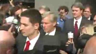 McDonnell trial: Former governor exits courthouse, talks to reporters