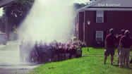Kentucky firefighters hurt in ALS Ice Bucket Challenge
