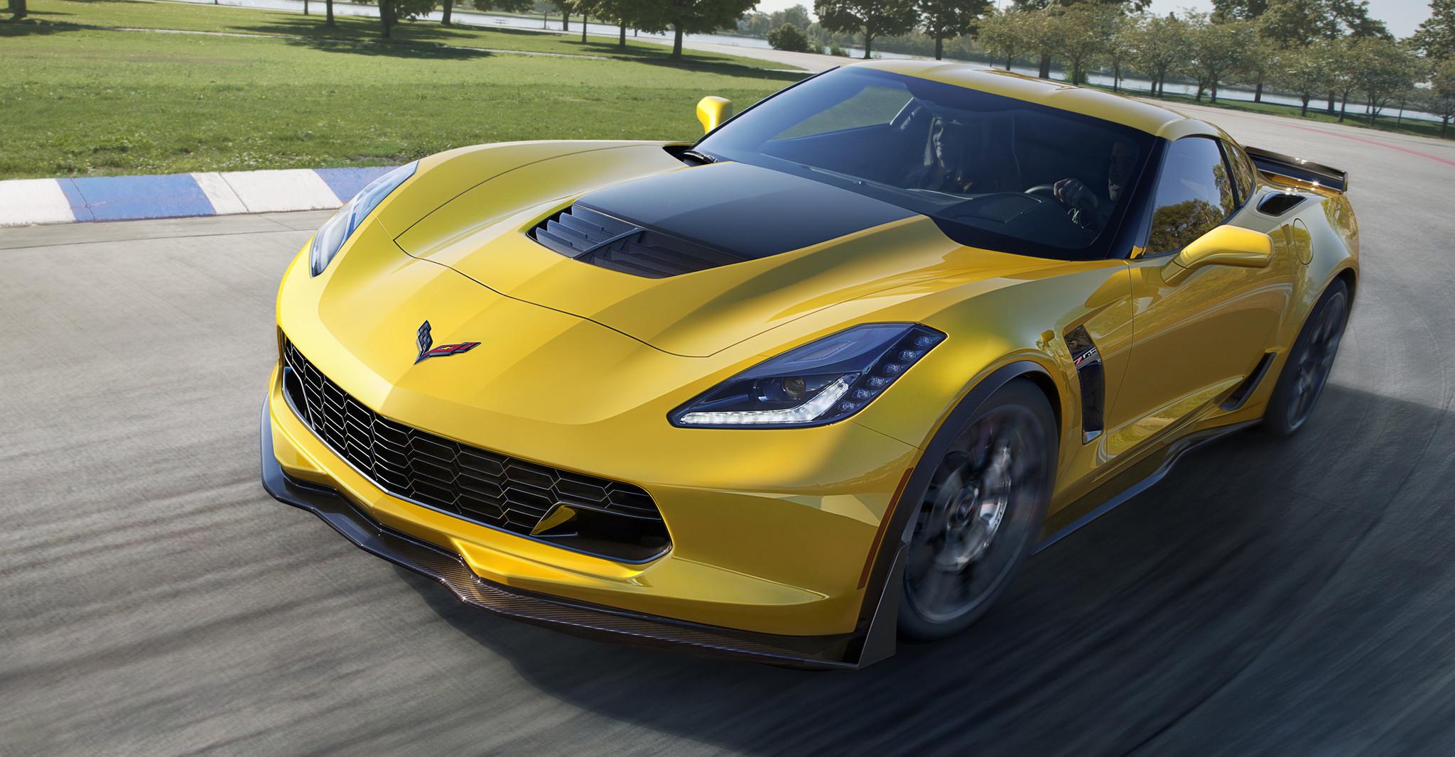 Chevrolet corvette z06 price will match its massive horsepower la times