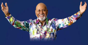 The campaign picture U.S. Rep. Alcee Hastings is using on signs and shirts for his 2014 re-election campaign