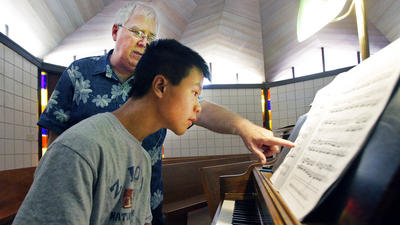 Piano lessons strike a chord at the Y