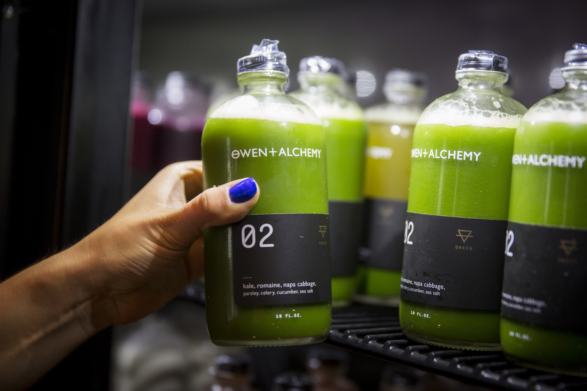 Cold Pressed Juice Bars In Chicago Chicago Tribune