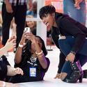 Celebrity selfies | Jennifer Hudson