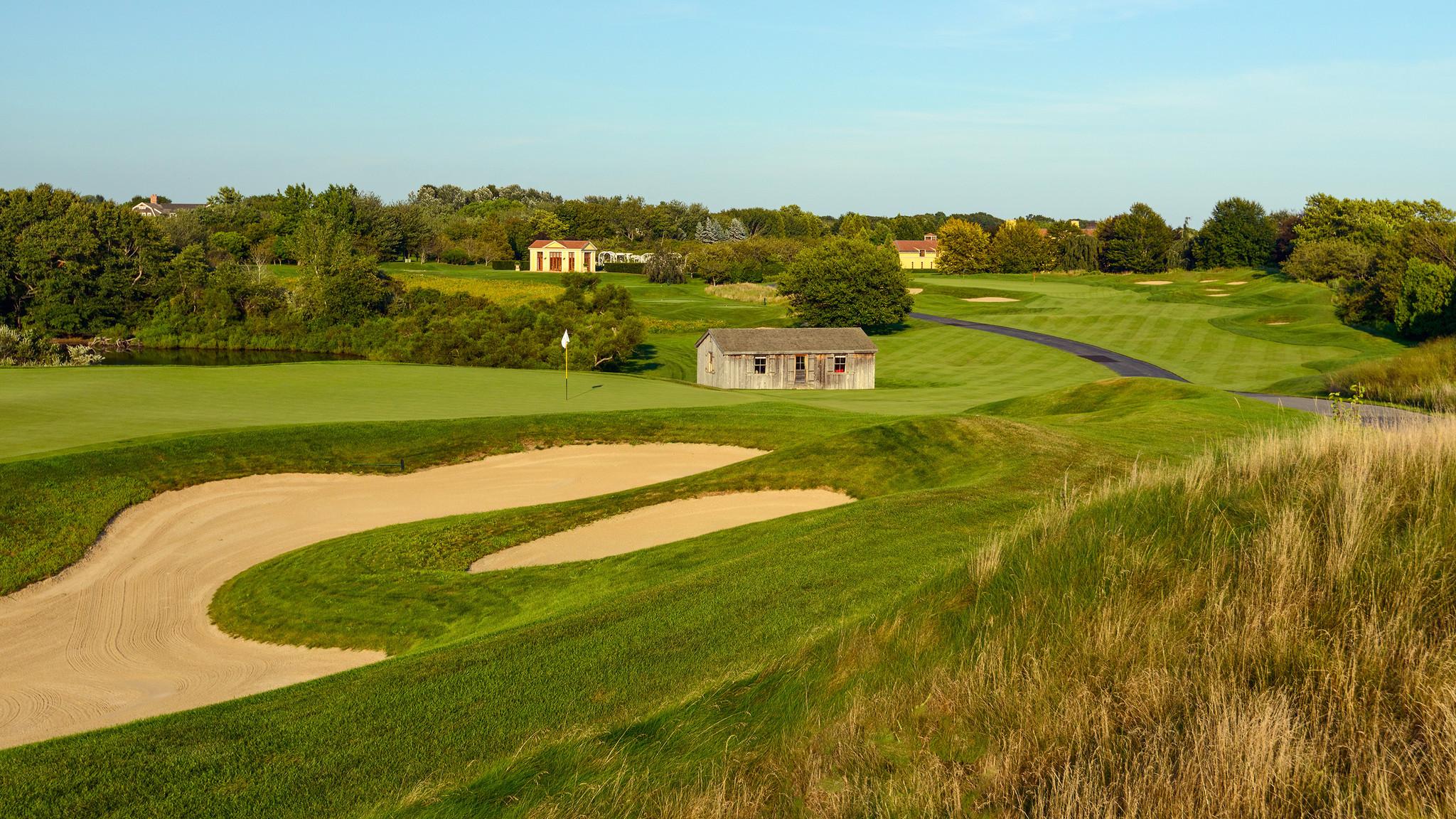 60 million three ponds farm is a golfer u0027s paradise la times