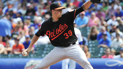 Orioles' four-game winning streak ends in 4-1 loss to Chicago Cubs