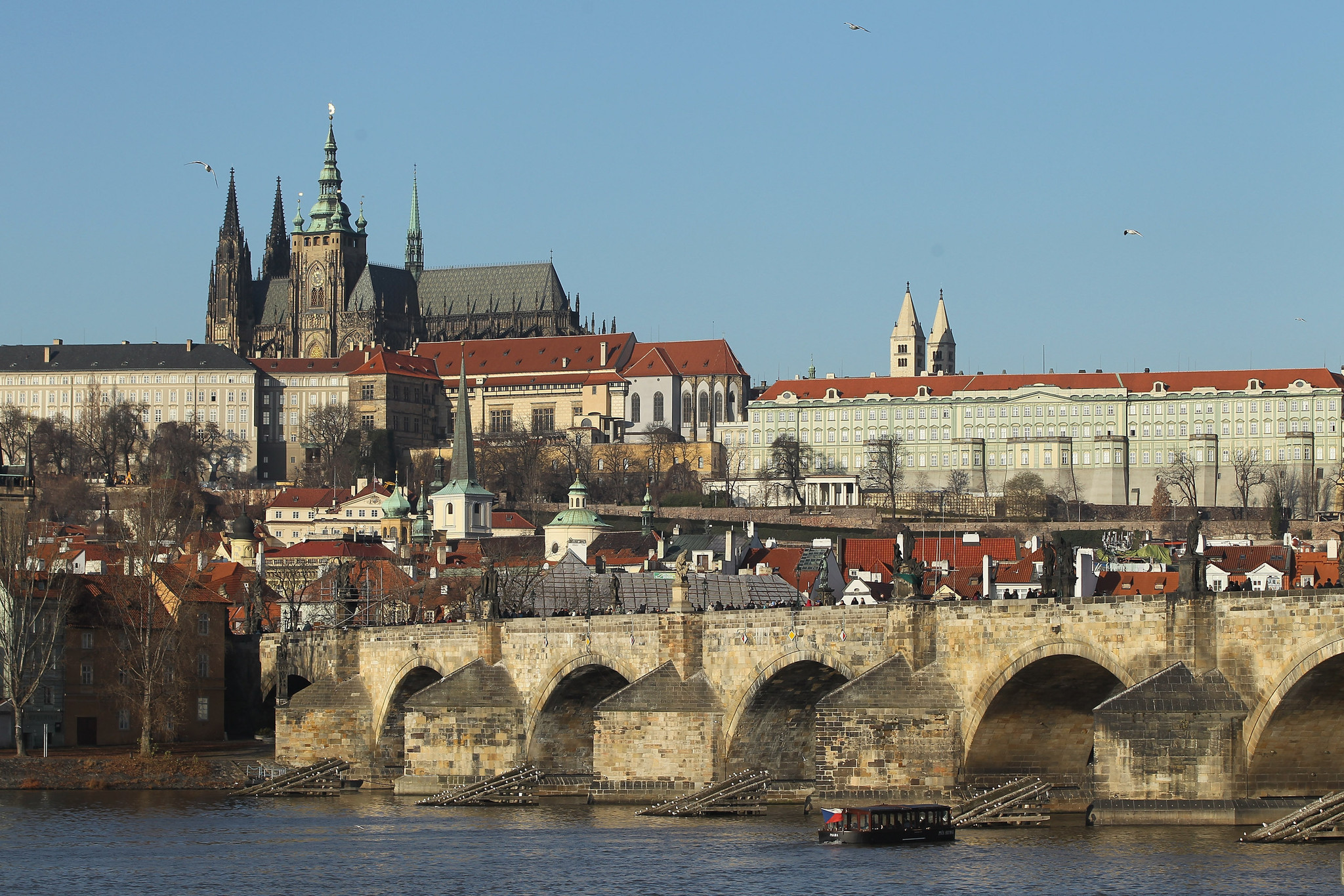 Czech Republic: Tour Prague with expert private guide