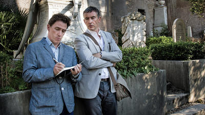 Comic sequel takes 'The Trip' to Italy