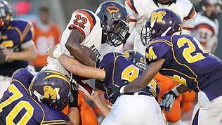 Video: Menchville 28, Maury 7