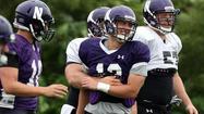 Trevor Siemian steps up as Northwestern's leader