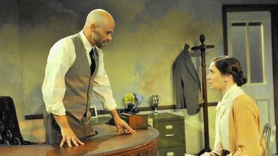 Theater review: 'The Letters' from Mad Cow Theatre