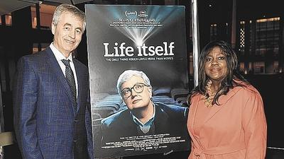 Hampton native to come home for screening of Ebert documentary