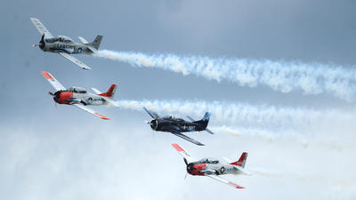 Lehigh Valley Airshow kicks off