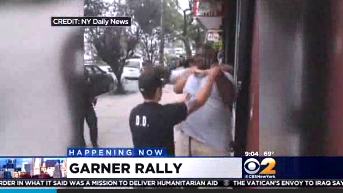 NYPD seeks to avoid conflict at Eric Garner march, rally [Video]