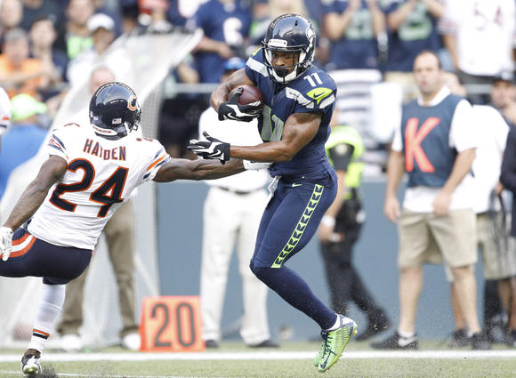 NFL: Preseason-Chicago Bears at Seattle Seahawks