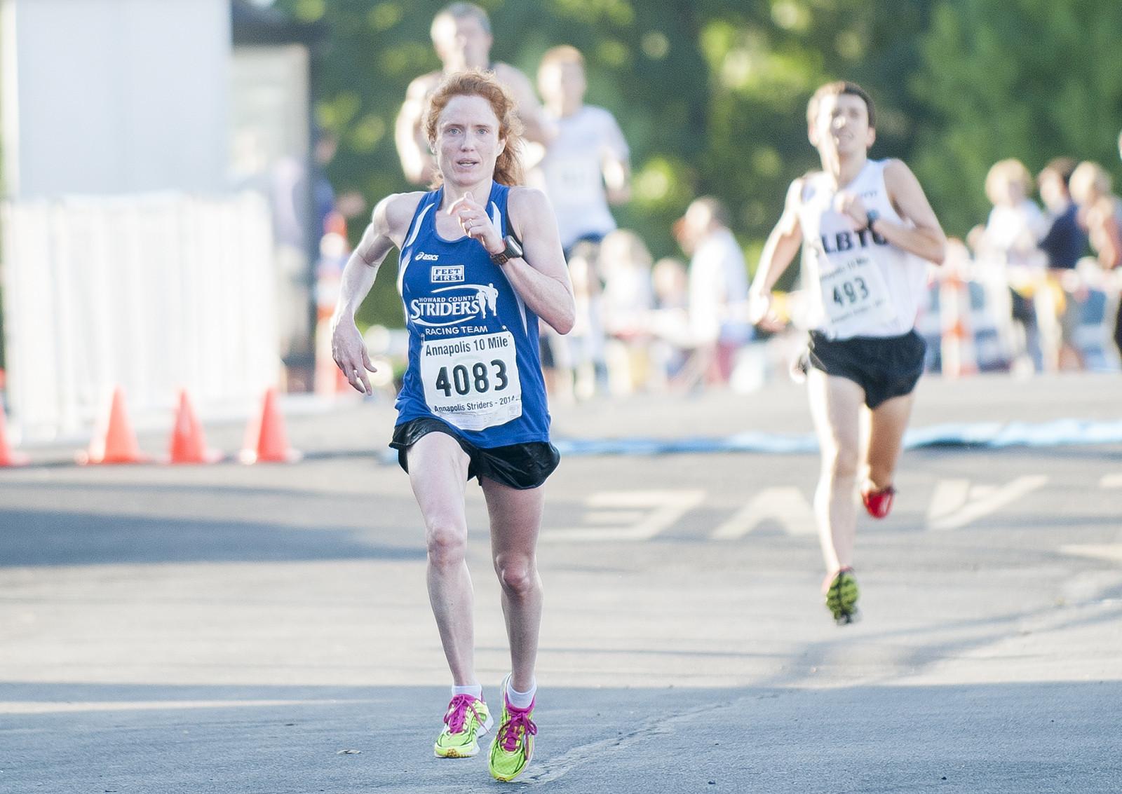 how to run ten miles