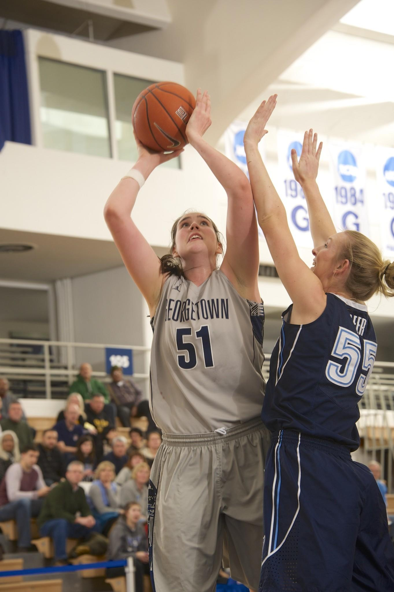 Big East freshman of the Year Natalie Butler has made official her plans to transfer to UConn.