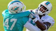 Photos: Miami Dolphins training camp