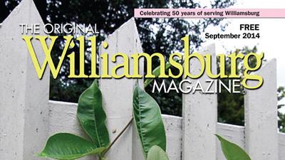 September 2014 Williamsburg Magazine