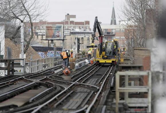 The CTA's $492 million Blue Line project