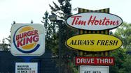 Burger King is betting on breakfast in potential Tim Hortons deal