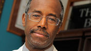 Dr. Ben Carson named chairman of Frederick biotech Vaccinogen