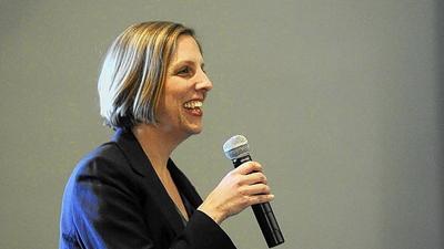 Hartford Superintendent Beth Schiavino-Narvaez. File photo.