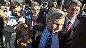 Video: Bob and Maureen McDonnell depart courthouse after day 21 of trial